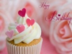 Happy Bithday Cupcakes