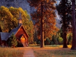 Yosemite Valley Chapel Park