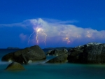 Storms Over Virgin Island