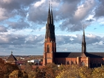 Church in Uppsala, Sweden