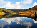 Dovestones Reservoir, UK