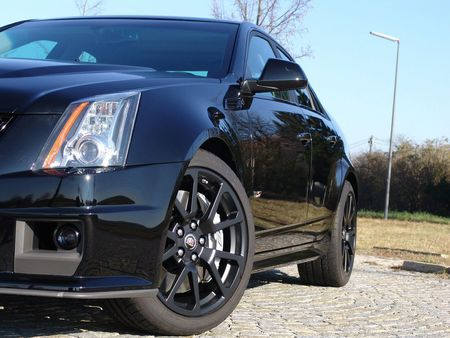Cadillac CTS-V Brute Force by Geiger Cars - cts-v, cadillac, car, tuning, geiger