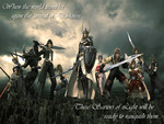 Dissidia: Fighting For Cosmos