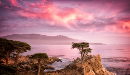 Pebble Beach Beaches Nature Background Wallpapers On Desktop