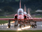 British Red Arrows Team