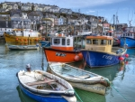 Harbor in Mevagissey