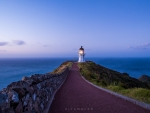 Lighthouse on Cape Reinga
