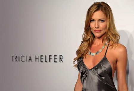 Tricia Helfer Actresses People Background Wallpapers On