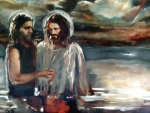 Christ & John the Baptist