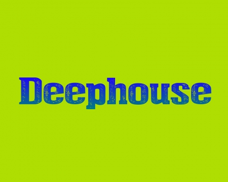 Deephouse - text, gizzzi, music, yellow, labrano, deephouse, blue