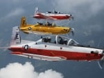 Training Planes T-6B Texan-II