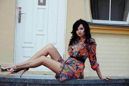 Sha Rizel - Ukrainian, babe, model, Sha Rizel, adult model, glamour, lady, woman