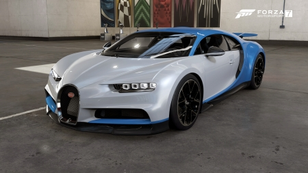 Bugatti Chiron 2018 Xbox Video Games Background Wallpapers On