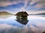 Lake House Reflection