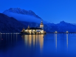 Traunsee Mountains House,Austria