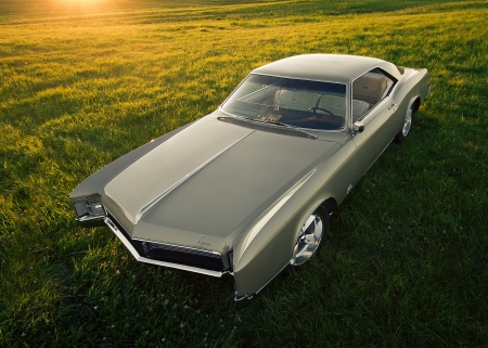 Buick Riviera 1967 - buick, car, classic, old, riviera, 1967