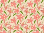 Pink Orchid Pattern