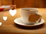 Cup Love Coffee Biscuits