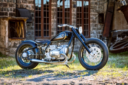 BMW Motorrad R 5 Hommage - BMW, classic, motorcycle, Motorrad, R 5, BMW Motorrad R 5 Hommage, Hommage