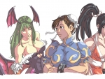 Capcom vs Snk Team Girls