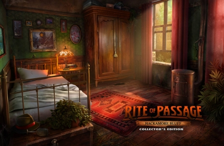 Rite of Passage 8 - Hackamore Bluff01 - cool, hidden object, video games, fun, puzzle