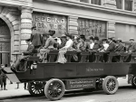 1904 new york electric tour bus