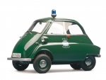little police car