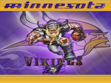Minnesota Vikings - sports nfl, football