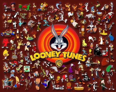 Looney Tunes Other Entertainment Background Wallpapers On