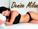 Gorgeous Denise Milani