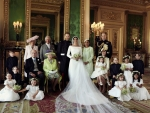 Royal wedding official photo 1