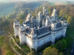 Pierrefonds Castle, France