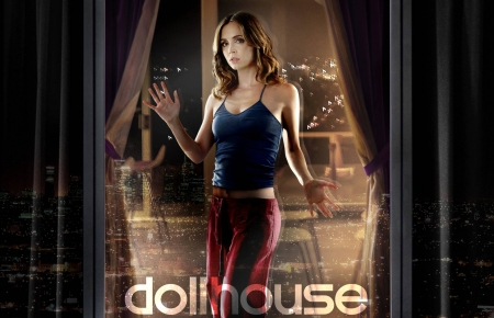 Dollhouse Tv Series Entertainment Background Wallpapers On