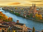 Verona,The City of Love,Italy