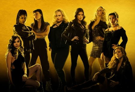 Pitch Perfect 3 - cool, entertainment, Pitch Perfect 3, movies, funny