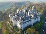 Aerial-View of Neuschwanstein-Castle