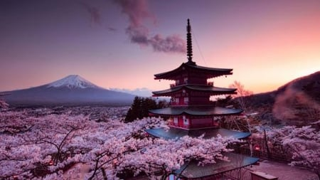 Mount Fuji Photography Abstract Background Wallpapers On