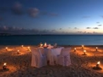 Juluca Table Beach Dining  For Two