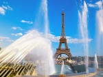 Fountains of Paris