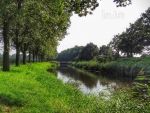 Canal in Woudenberg, Netherlands