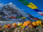 Camp Mount Everest Nepal
