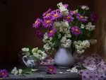 Still Life with Chrysanthemum