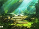 MasterSword resting place