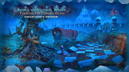 Bridge to Another World 5- Through the Looking Glass08 - cool, hidden object, video games, fun, puzzle