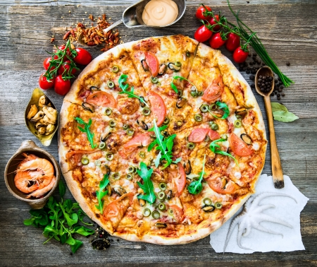 Pizza - Pizza, food, good, fresh, clean