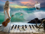 Melodies of The Sea
