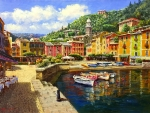 Harbor at Portofino