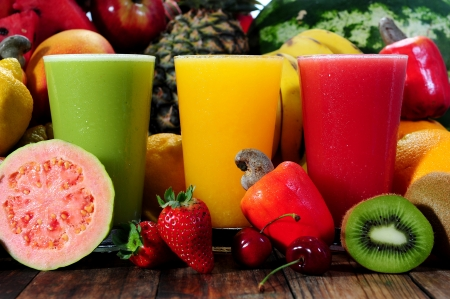 Fruit juice - Kiwi, Redcurrant, Glass, Drink, Strawberry, Juice, Food
