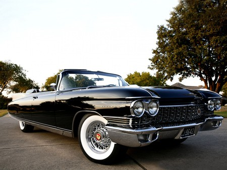 Cadillac Eldorado Biarritz 1960 Cadillac Cars Background