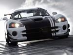 Dodge Viper SRT10 ACR-X Driving 2010